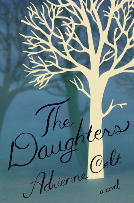 Cover of The Daughters, a novel by Adrienne Celt